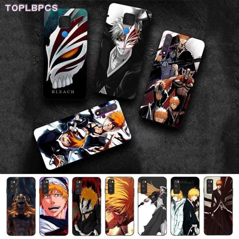 TOPLBPCS Giapponese Anime Bleach Cassa Del Telefono per huawei nova 2 i 2 più 2s 3i 3e 4 4e 5 6 7 5i 7 pro 6 7se 6 5G