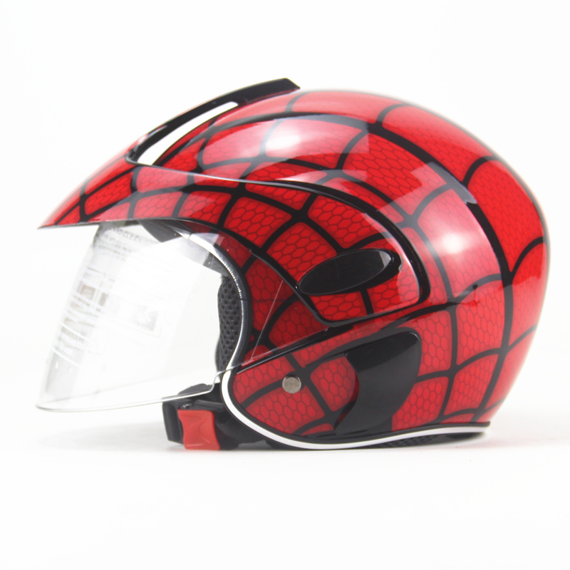 Kinder Motocross Motorrad Motor Helm Komfortable Motos Schutz karton Sicherheit Helme Für Kinder 3 ~ 9 jahre alt kind