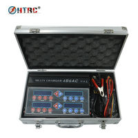 HTRC Professional 4B6AC Quattro RC Balance Charger Discharger Built In AC for Ni MH/Ni CD/LiPo/LiFe/LiHv/pb/Smart Battery