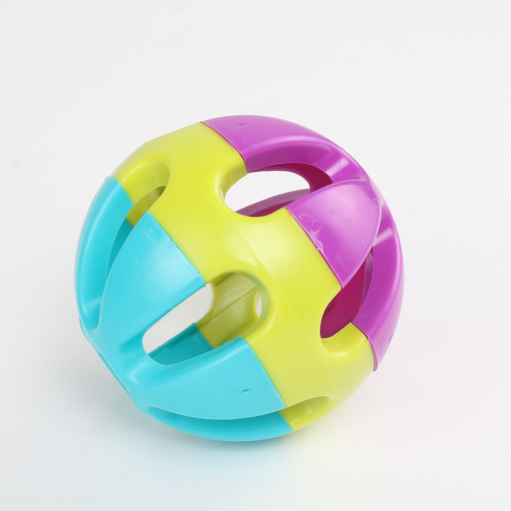 Ball Toys Hand Bell Rattle Develop Toys Touch Bite Caught Hand Oball Ball For Baby Learning Grasping Kid Gift Ball Baby Ball Toy