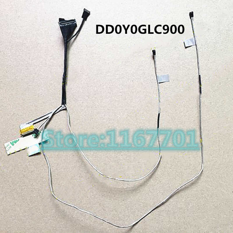 Nuovo ORG Del Computer Portatile LCD/LED/LVDS cavo per HP Y0G DD0Y0GLC310 FHD NTS 30pin TS DD0Y0GLC410 DD0Y0GLC510 DD0Y0GLC800 DD0Y0GLC910