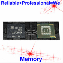 KLUFG8R1EM B0C1 BGA153Ball UFS2.1 2.1 512GB โทรศัพท์มือถือหน่วยความจำใหม่และมือสองบัดกรีลูกบอลทดสอบ OK
