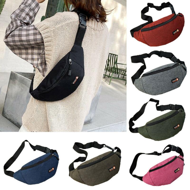 Chest Bag Leisure Waist Bag Outdoor Sports Shoulder Bag Slung Fanny Bag Multifunction Bag Belt Bag Pouch Packs Fanny Pack Men