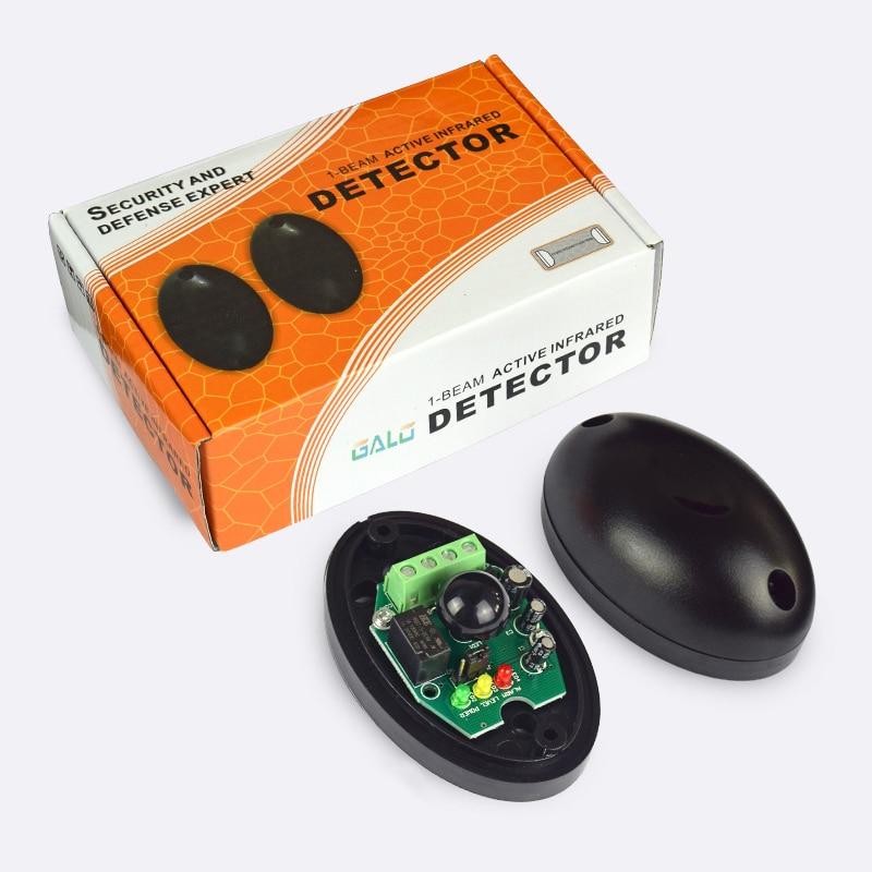 Alarm Sensor Infrared safety beam IR Relay NC/NO Photocells automatic window gate door Garage Barrier Detector Newest Universal