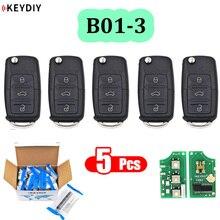 5 PC/LOT B01 3 Universel Série B Télécommande pour KD200/KD300/KD900/URG200/mini KD Générer de Nouvelles Clés B5 Style