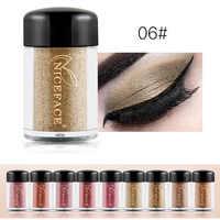 NICEFACE Sparking Eyeshadow Loose Powder Diamond Glitter Eyeshadow Powder Twinkle Eyes Shadow Powder