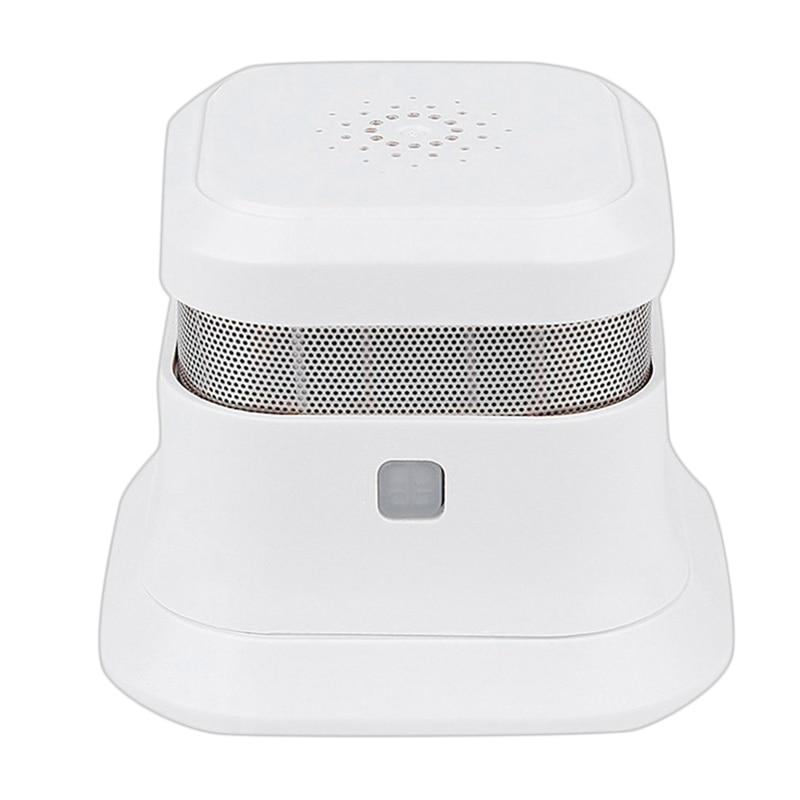 AMS-Acj203 Smoke Detector Wireless Fire Alarm Sensor Independent Photoelectric