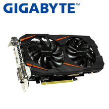 Gigabyte Graphics Card GTX 1060 WINDFORCE OC 3G NVIDIA GeForce Integrated for PC Graphics Cards with 3GB GDDR5 192bit memory