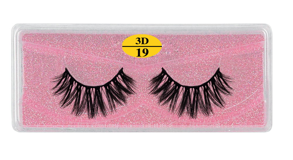 He21367d8502e424081ddbd268bc178fad - MB Eyelashes Wholesale 40/50/100/200pcs 6D Mink Lashes Natural False Eyelashes Long Set faux cils Bulk Makeup wholesale lashes