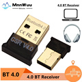 BT 4,0 Wireless USB Adapter Bluetooth Empfänger Audio Musik Dongle Wireless USB Adapter für Computer Laptop