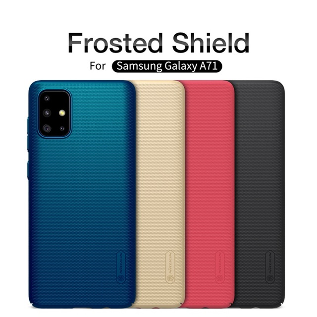NILLKIN Samsung Galaxy A71 Super Frosted Shield Hard Back Case Cover