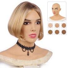 Silicone Gel Makeup Mask Cross Dressing Crossdresser  Mask Transgender Shemale Halloween Drag Queen Lifelike