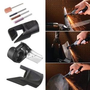 Image 2 - シャープロータリー dremel ドリル工具アタッチメントため、木材金属彫刻研削ポリッシュ切断回転工具アクセサリー