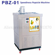 Commerical Popsicle Making Machine Ice Lolly Maker Stainless Steel Ice Cream Bar Equipment with 1 Mold Capacity 3000 pieces/day 2017 new design commercial popsicle machine fruit ice lolly maker machine italian ice cream sorbet machine
