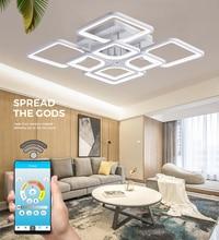 IRALAN Nouveau led plafonnier salon étude chambre cuisine ménage plafond lampe de plafond moderne à LEDs LED LAMPE de plafond eclairage