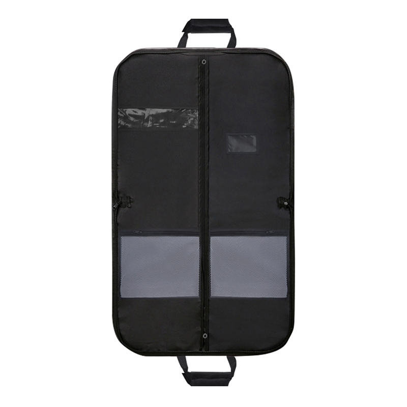 Men'S Clothing Dust Cover Travel Business Suit Clothing Outer Dust Storage Bag Closet Wardrobe Hanging Bag