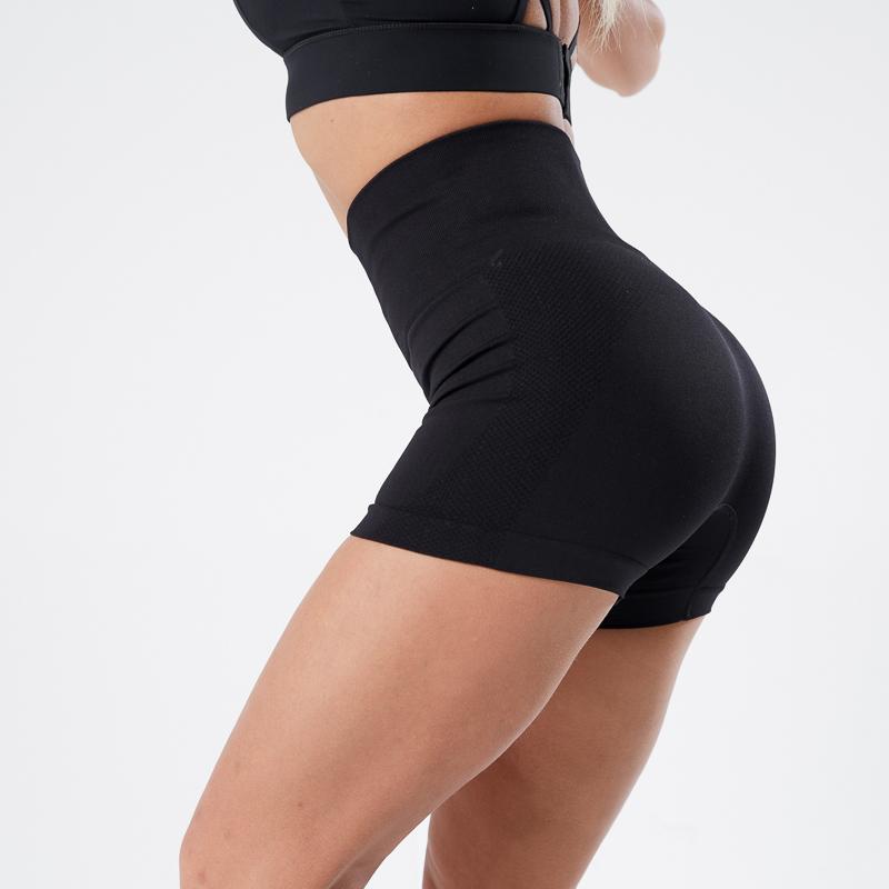 Sports Seamless Shorts Women Push Up High Waist Fitness Shorts Female Slim Workout Short Pants Dropship 2020 New