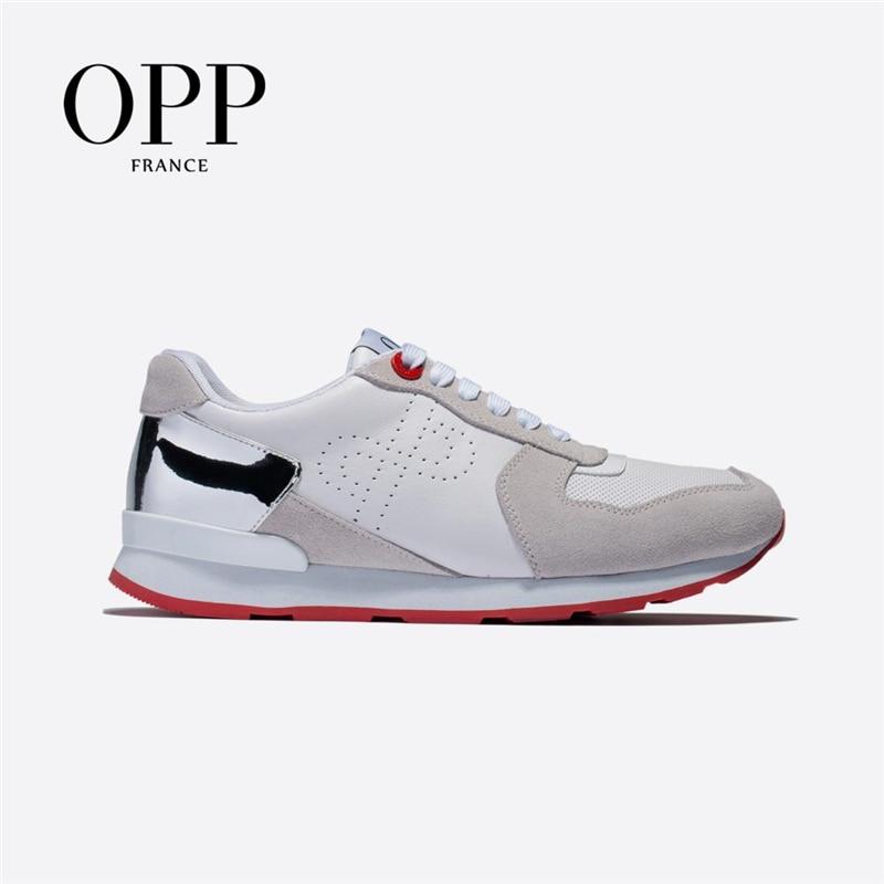 OPP 2020 Men's Shoes Large Size Sports Shoes Fashion Men's Casual Shoes With Versatile Comfortable Travel Shoes Tide
