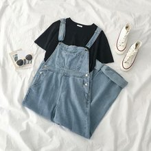 Jeans Woman High Waist Loose Button Boyfriend Jeans Woman Pl