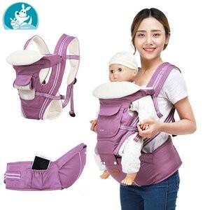 Image 2 - Porta bebé multifuncional mochila ergonómica para bebé 9 en 1 cinturón de transporte para recién nacido de 3 a 36 meses