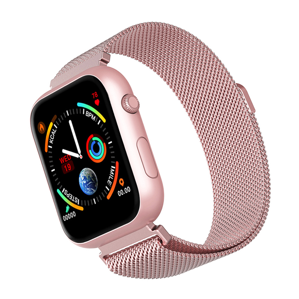 2019 Hot Sale Smart Watch Heart Rate Blood Pressure Monitor Smart Watch Women Smartwatch Men 4 for Apple IOS Android Phone(China)