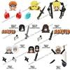 WM6108 Single Sale Naruto blocks Building Blocks Toys Anime cartoon Japanese Characters Naruto Bricks Accessories Children Gifts