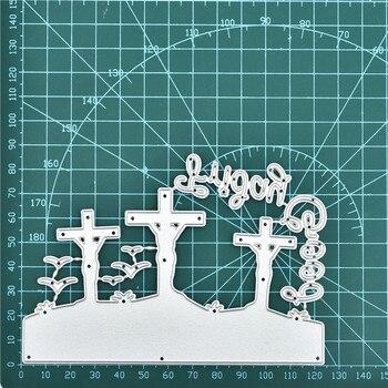 Eastshape boa sexta-feira de corte de metal dados estênceis transversais scrapbooking gravação estêncil cortar cartão de papel artesanato álbum deco