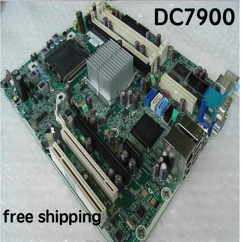 HP Compaq DC7900 SFF PC System Motherboard 460969-001 462432-001 TESTED