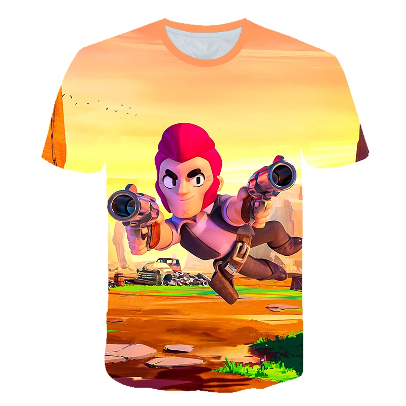 Boys And Girls New Fight War T Shirt Shooting Game 3d Printed Cute Kids Casual Cool Short Sleeved Summer Round Collar Tshirt T Shirts Aliexpress