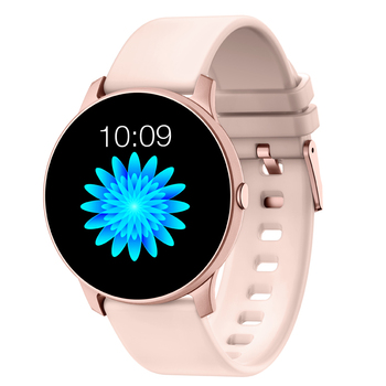 2020 Smart watch KW19 Women Heart Rate monitor Blood Pressure Men Sport Smartwatch Fitness Tracker Connect Android IOS Phone недорого