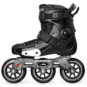 Image 4 - Japy Skate 100% Original SEBA FRMX Professional Slalom Inline Skates Adult Roller Skating Shoes Sliding Free Skating Patines
