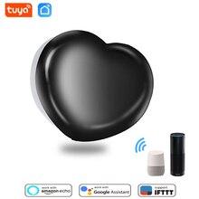Tuya Smart Life pilot na podczerwień wifi ir 2.4Ghz podczerwone podświetlane sterowanie głosem serca kompatybilny z Alexa Google As