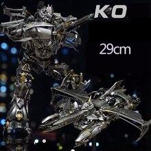 MPM08 MPM 08 Transformação Galvatron Mega Liga Oversize grande original Action Figure KO Robô Brinquedos Presentes