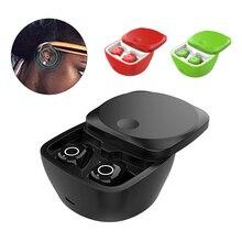 Q5 TWS Mini Wireless Bluetooth Earphones 5.0 in-Ear Earbuds Binaural Stereo Earphone One-Button Control Hands-Free Calls