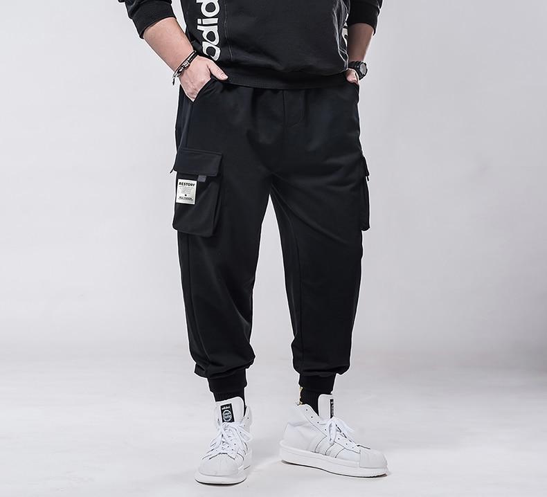 Plus Size 7xl 6xl 5xl Men Pants New Trousers Men Jogger Pants Men Fitness Bodybuilding Gyms Pants For Runners Clothing Sweatpant