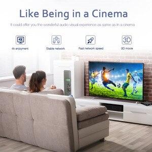 Image 5 - Beelink W95 أندرويد 7.1 صندوق التلفزيون 2GB رام 4K Amlogic S905W رباعية النواة 2.4G واي فاي H.265 30fps VP9 مشغل الوسائط IPTV فك التشفير