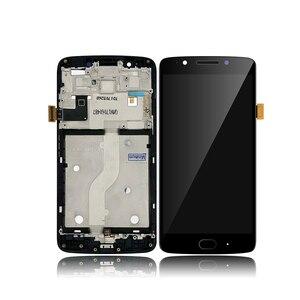 "Image 4 - עבור מוטורולה Moto G5 XT1672 XT1676 XT1670 5.0 ""LCD תצוגת מסך מגע Digitizer עצרת + כלים"