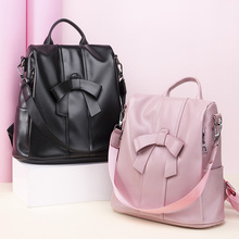 Traveling Backpack Shoulder-Bags Anti-Theft Girls High-Quality Women Lady Lovely Leisure