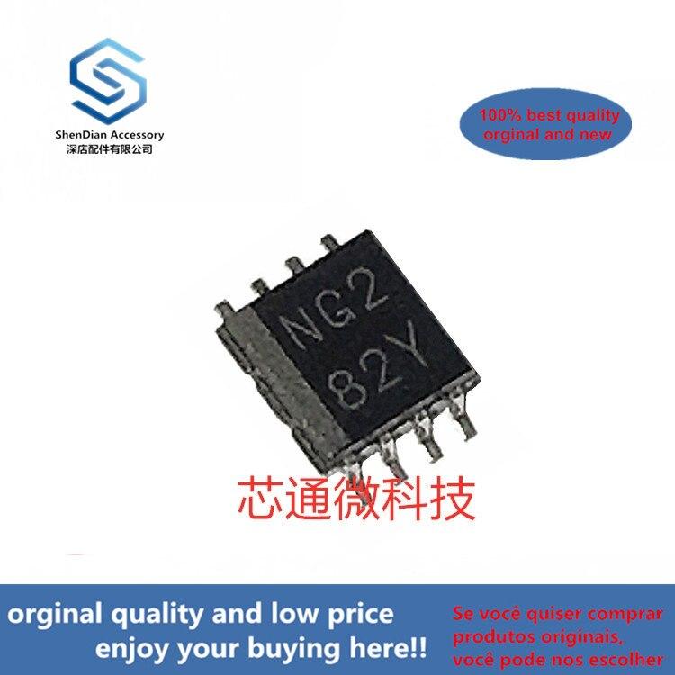 10pcs 100% Orginal New Best Qualtiy  LSF0102DCTR Silk-screen NG2 SSOP-8 LSF010x 1/2/8 Channel Auto-Bidirecti ( Can Work Perfect)