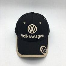 NEW Volkswagen Baseball Cap Auto Logo embroidery Adjustable snapback hood Hat Mens women