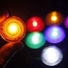 Necklace Flashlight-Collar Dog-Guide-Lights Glow-In-Dark-Collar Pendant Glowing Night-Safety
