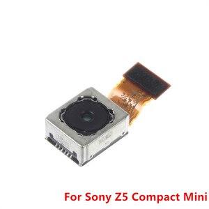 Image 2 - الأصلي الجديد لسوني اريكسون Z5/Z5 المدمجة/Z5 قسط عودة كاميرا خلفية فليكس قطع غيار الكابل