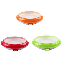 Food Preservation Trays Thickened Fresh-keeping Double-sided Kitchen Storage Tools Plastic Creative Refrigerator Plate