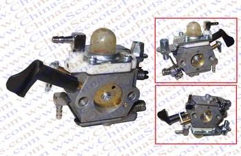 HP-carburador estilo Walbro de 16MM, 47cc, 49cc, Mini Moto ATV, Cross Dirt Pit, carburador de motocicleta