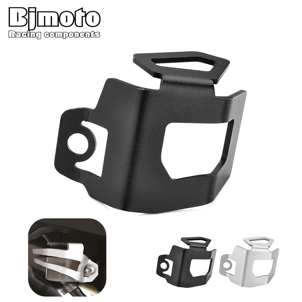 Motorcycle Oil Cup Protector Guard For <font><b>BMW</b></font> F800GS F700GS 2013-2019 CNC Brake Rear Fluid Reservoir Protective Cover <font><b>F</b></font> <font><b>700</b></font> 800 <font><b>GS</b></font> image