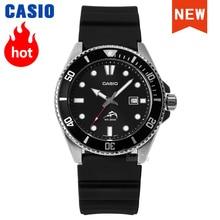 Мужские часы Casio Черная рыба-меч Marlin Diving часы лучший бренд класса люкс комплект кварц 200м Водонепроницаемые мужские часы Спортивные военные ...
