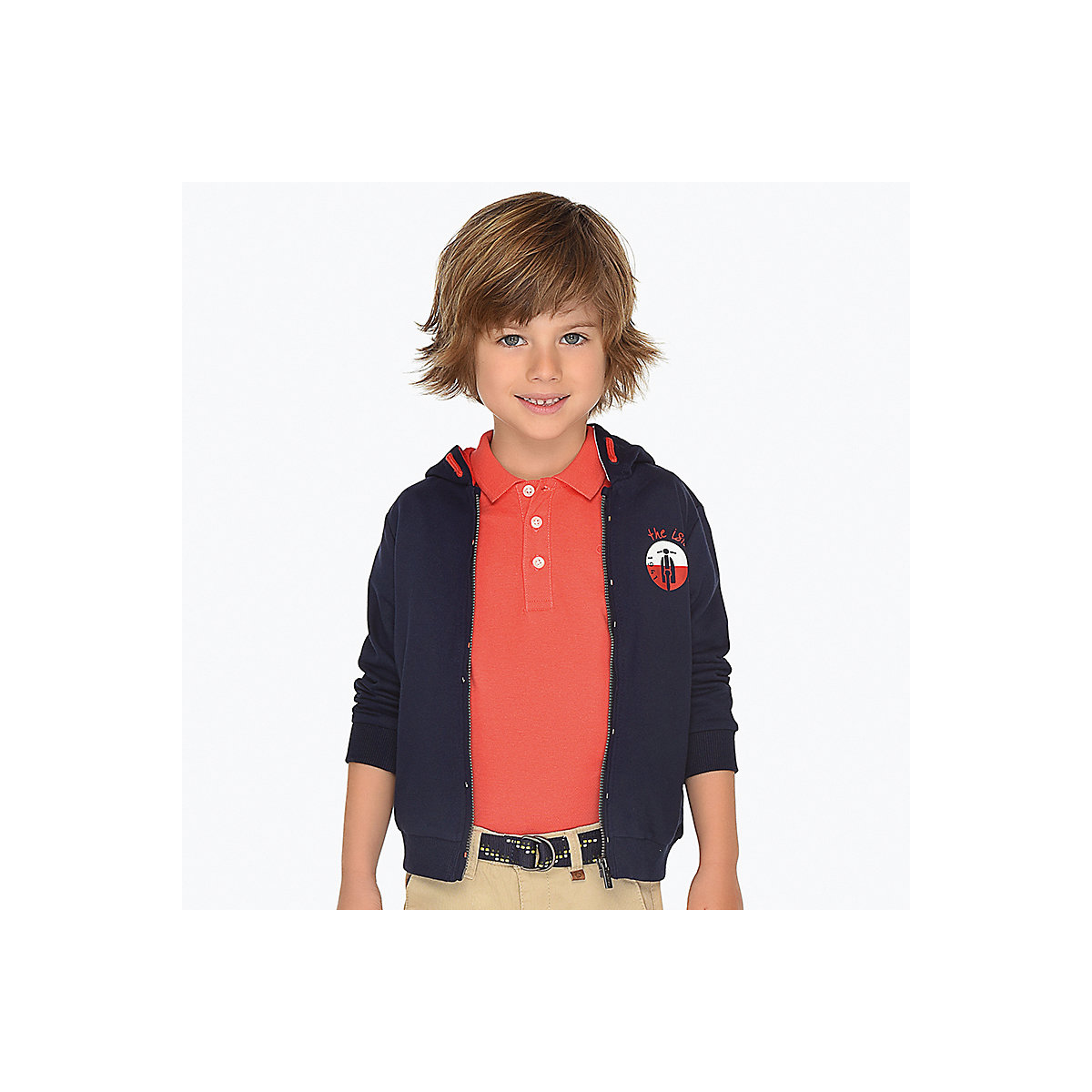 Фото - MAYORAL Hoodies & Sweatshirts 10681356 pullover jumper for boys and girls clothes children's sweatshirt Cotton Boys mayoral sweaters 10692403 pullover jumper for boys and girls jackets boys