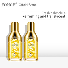Fonce Calendula Conditioning Essence Face Toner Plant extracts Moisturizing Oil Control Men and women shrink pores serum  80ml