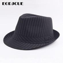 Fashion Summer Fedora Jazz Hat Men Vintage Sun Hat Panama Beach Cap Bowler Hats Cap gorro