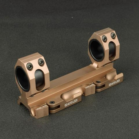 tactical scope mount 254mm 30mm tecelao picatinny